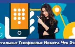 Преимуществ использования виртуальных телефонных номеров