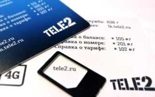 Тарифы теле2 томск 2020