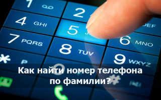Справочник сотовых телефонов