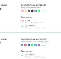 Мегафон тарифы красноярск для телефона 2020