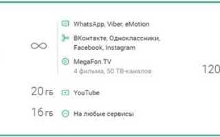 Тариф включайся смотри мегафон описание тарифа