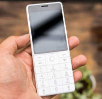 Мобильный телефон с поддержкой 3g