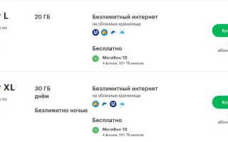 Мегафон тарифы для usb модема 4g