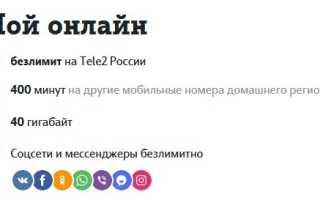 Сравнение тарифов операторов сотовой связи
