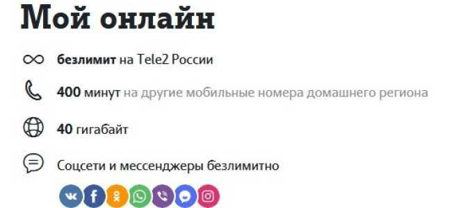 Тарифы операторов сотовой связи сравнить