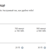 Тариф отличный мтс краснодарский край